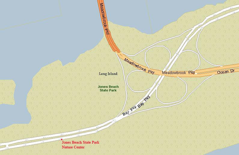 Amateur Observers' Society Of New York Meetings: Jones Beach State Park Map At Codeve.org